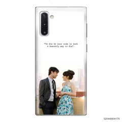 500 DAYS OF SUMMER QUOTE - Samsung Galaxy Note 10