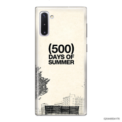 500 DAYS OF SUMMER - Samsung Galaxy Note 10