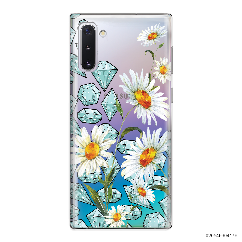 DAISIES WITH DIAMONDS - Samsung Galaxy Note 10