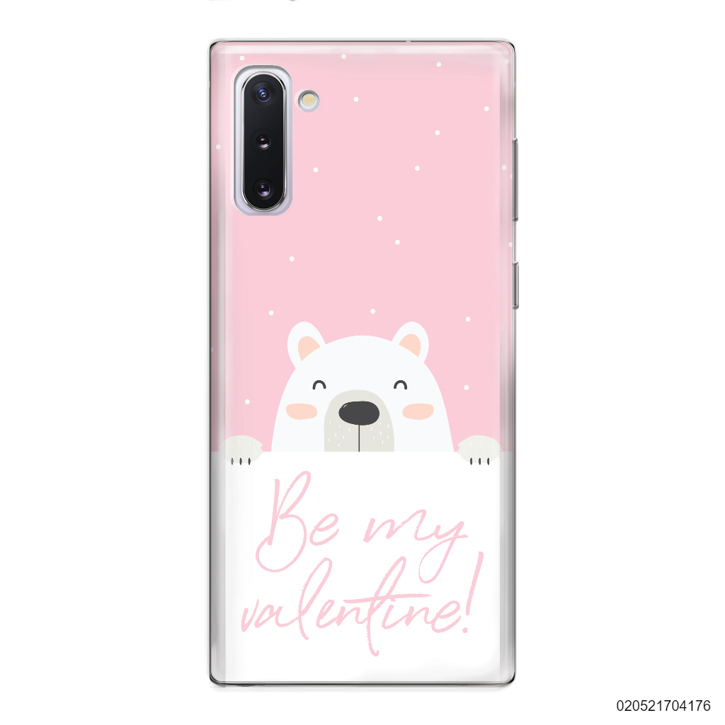 BEAR MY VALENTINE - Samsung Galaxy Note 10