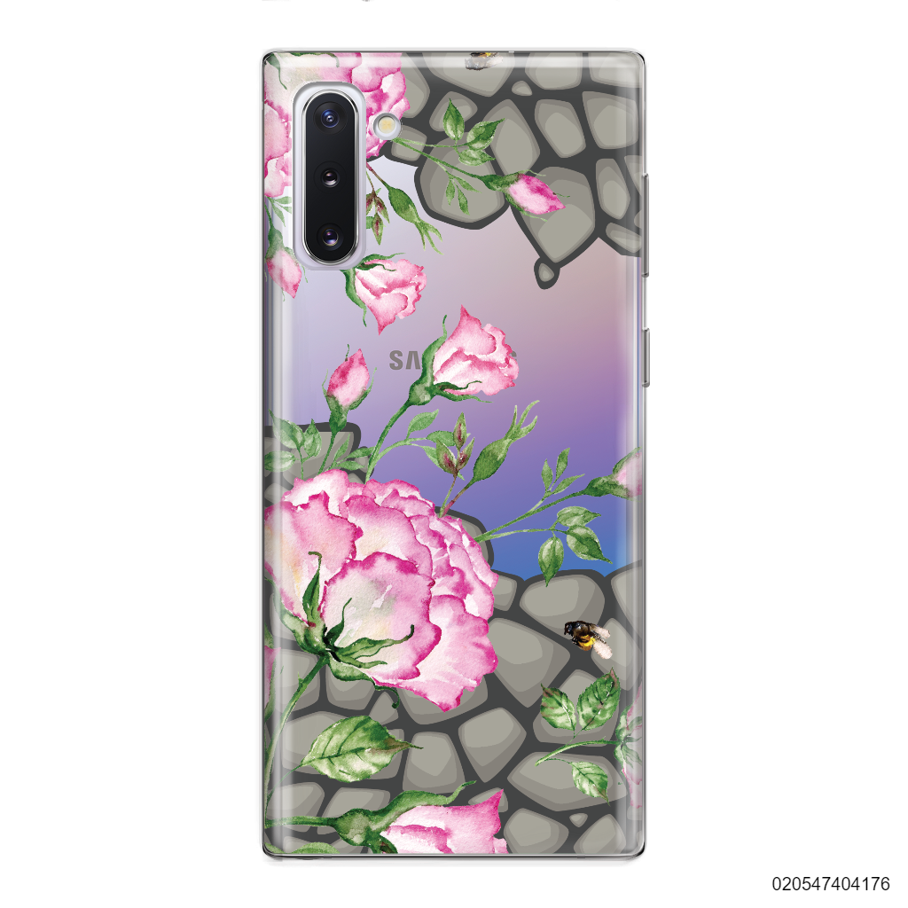 ROSES BLOOM IN STONE - Samsung Galaxy Note 10