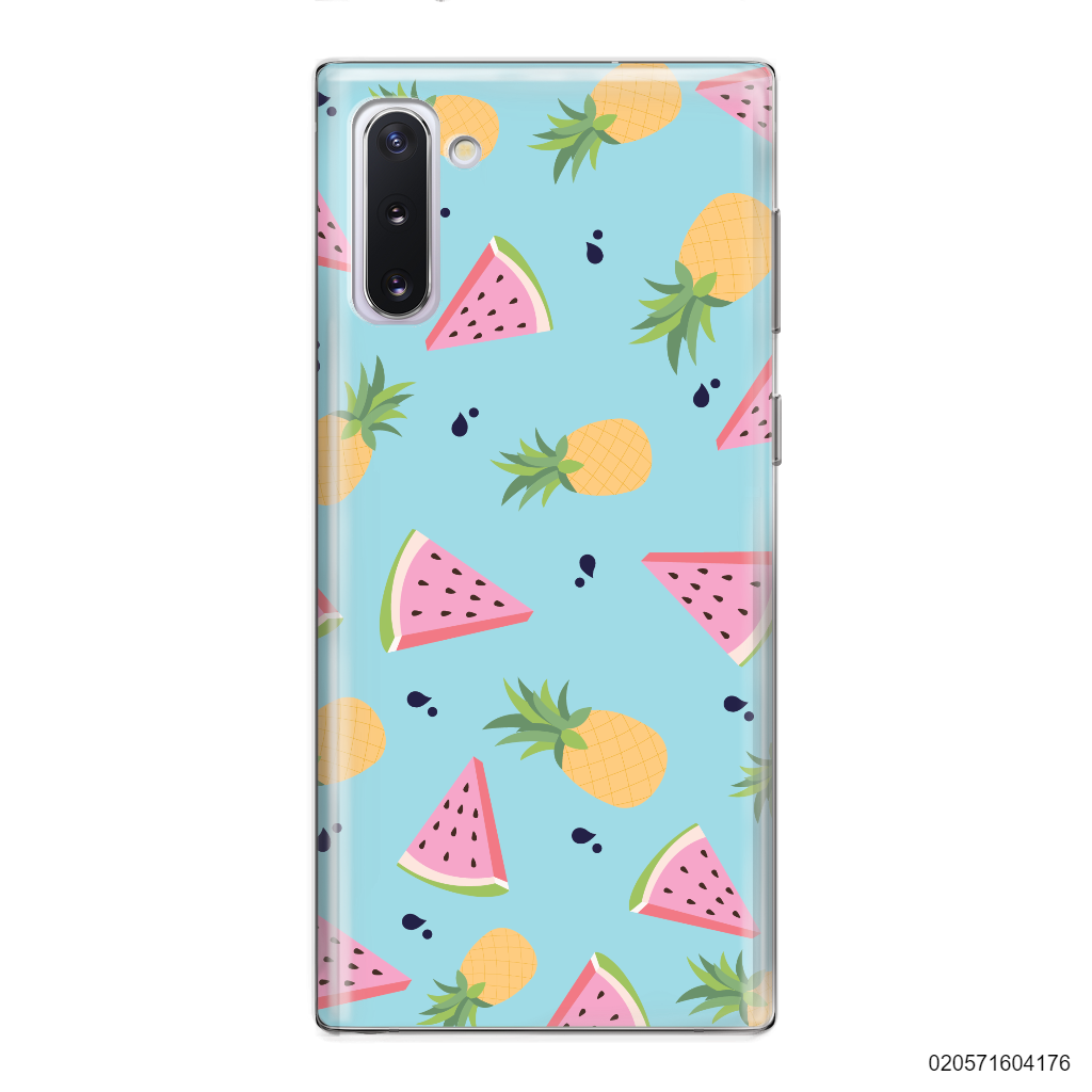 PINAPPLE AND WATERMELON - Samsung Galaxy Note 10