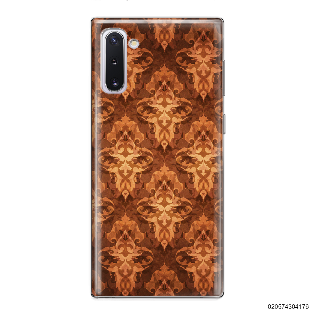 BROWNIE PATTERN - Samsung Galaxy Note 10