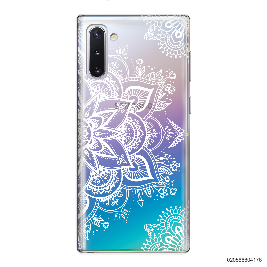 THE ART OF HENNA STYLE - WHITE - Samsung Galaxy Note 10