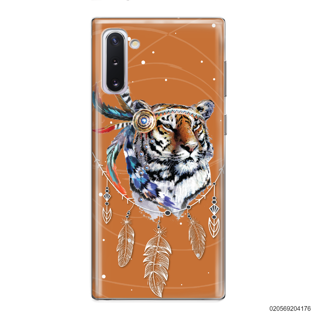 TIGER IN BOHO STYLE - Samsung Galaxy Note 10