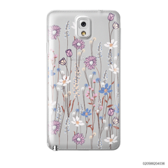 GENTLE WILD FLOWERS - Samsung Galaxy Note 3