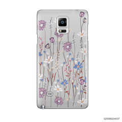 GENTLE WILD FLOWERS - Samsung Galaxy Note 4