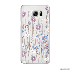GENTLE WILD FLOWERS - Samsung Galaxy Note 5