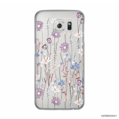 GENTLE WILD FLOWERS - Samsung Galaxy S6