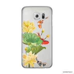 YELLOW LOTUS KOI - Samsung Galaxy S6