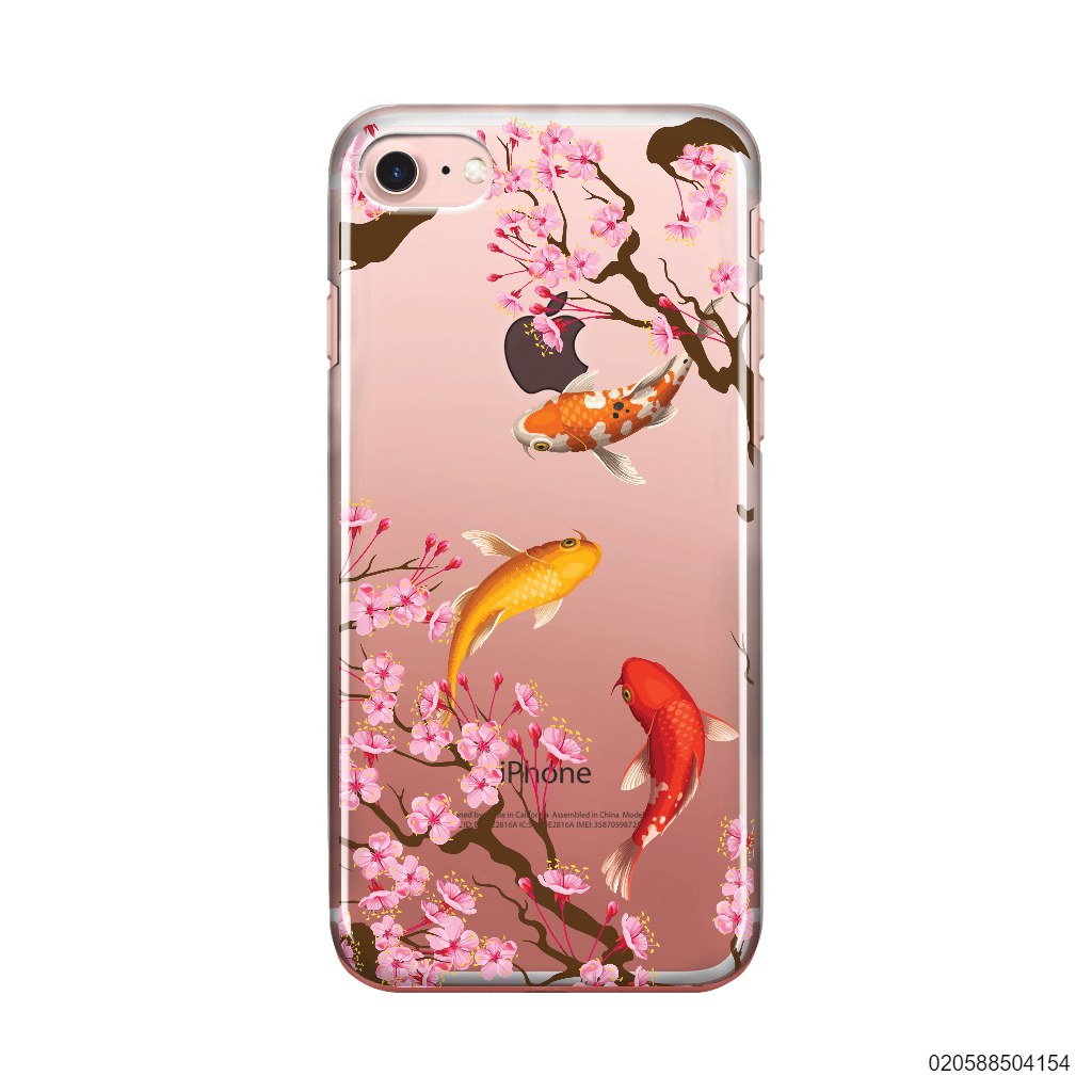 SAKURA KOI - iPhone 8