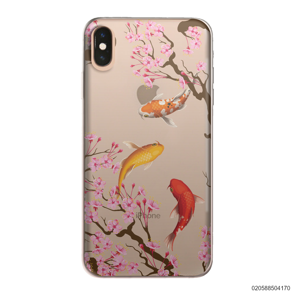 SAKURA KOI - iPhone XS Max