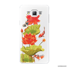 RED LOTUS KOI - Samsung Galaxy A7 2015