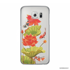 RED LOTUS KOI - Samsung Galaxy S6