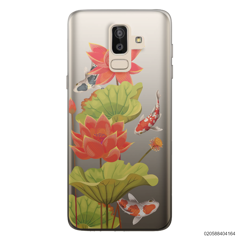 RED LOTUS KOI - Samsung Galaxy J8 2018
