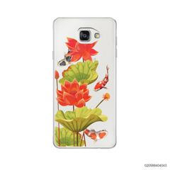 RED LOTUS KOI - Samsung Galaxy A5 2016