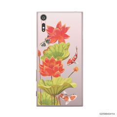 RED LOTUS KOI - Sony Xperia XZ