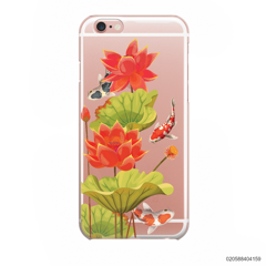 RED LOTUS KOI - iPhone 6/6s
