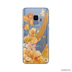 YELLOW CONCEPT DRIED FLOWER - Samsung Galaxy S9