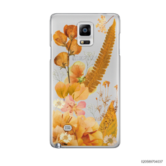 YELLOW CONCEPT DRIED FLOWER - Samsung Galaxy Note 4