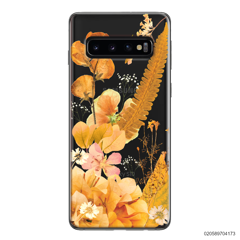 YELLOW CONCEPT DRIED FLOWER - Samsung Galaxy S10