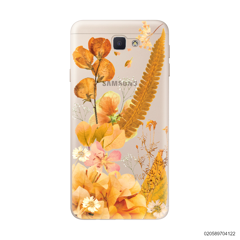 YELLOW CONCEPT DRIED FLOWER - Samsung Galaxy J5 Prime
