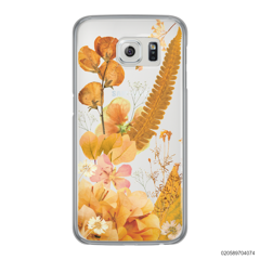 YELLOW CONCEPT DRIED FLOWER - Samsung Galaxy S6 Edge