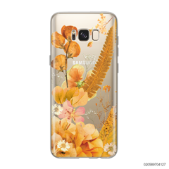 YELLOW CONCEPT DRIED FLOWER - Samsung Galaxy S8