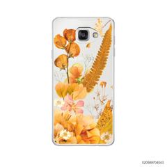 YELLOW CONCEPT DRIED FLOWER - Samsung Galaxy A5 2016