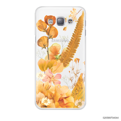 YELLOW CONCEPT DRIED FLOWER - Samsung Galaxy A8 2015