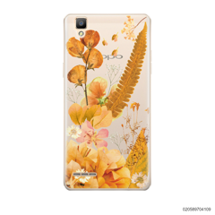 YELLOW CONCEPT DRIED FLOWER - Oppo F1
