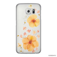 DOUBLE YELLOW DRIED FLOWER - Samsung Galaxy S6 Edge