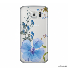 BLUE CONCEPT DRIED FLOWER - Samsung Galaxy S6