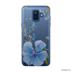BLUE CONCEPT DRIED FLOWER - Samsung Galaxy A6 2018