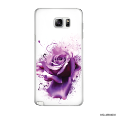 PURPLE MAGIC ROSE - Samsung Galaxy Note 5