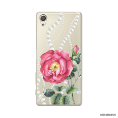 PEONY WITH PEARLS - Sony Xperia X