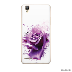 PURPLE MAGIC ROSE - Oppo F1