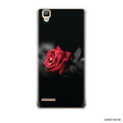 ONE OF A RED ROSE - Oppo F1