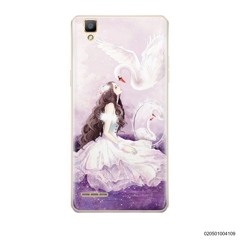 MAGIC SWAN DREAM GIRL - Oppo F1