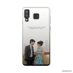 500 DAYS OF SUMMER QUOTE - Samsung Galaxy A8 Star