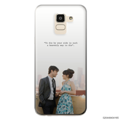 500 DAYS OF SUMMER QUOTE - Samsung Galaxy J6 2018