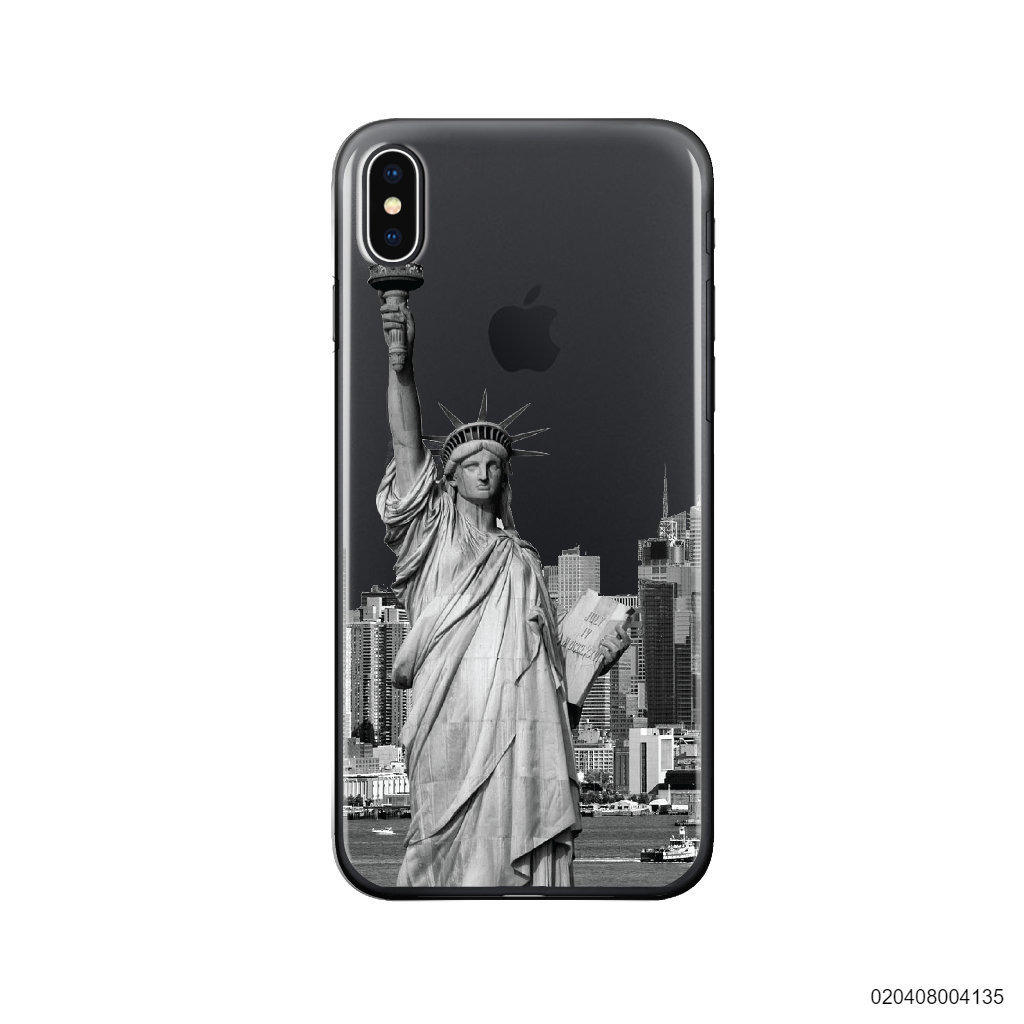 Statue of Liberty in New York - Iphone X/ Xs