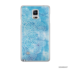 BLUE MANDALA - Samsung Galaxy Note 4
