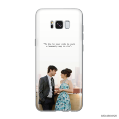 500 DAYS OF SUMMER QUOTE - Samsung Galaxy S8 plus