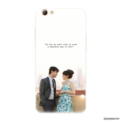 500 DAYS OF SUMMER QUOTE - OPPO F3 Plus