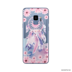PINKY FEATHER DREAM - Samsung Galaxy S9