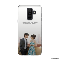 500 DAYS OF SUMMER QUOTE - Samsung Galaxy A6 Plus 2018