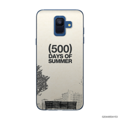 500 DAYS OF SUMMER - Samsung Galaxy A6 2018