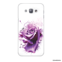 PURPLE MAGIC ROSE - Samsung Galaxy A8 2015