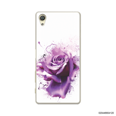 PURPLE MAGIC ROSE - Sony Xperia X